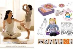 yoga5 - Set para hacer yoga con niños de Imaginarium