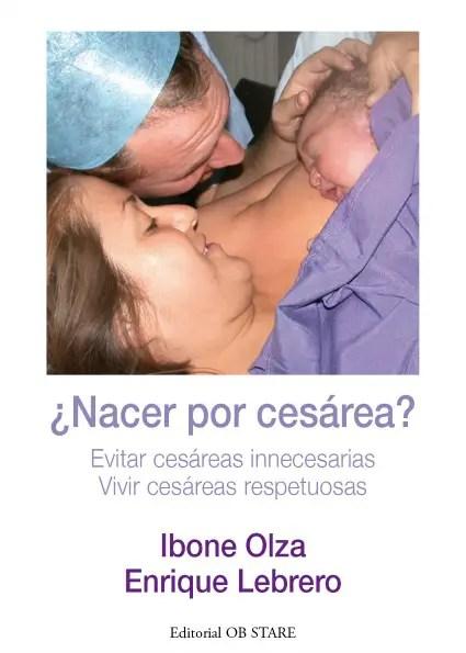 Portada Nacer por cesáreadefinitiva - Nacer por cesárea