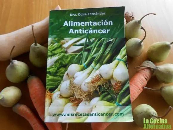"""alimentacion anticancer - ALIMENTACIÓN ANTICÁNCER: """" El 30-40% de los cánceres son debidos a una mala alimentación"""""""
