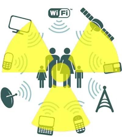 radiaciones electromagneticas - Un mundo inalámbrico: la salud frente a la contaminación electromagnética