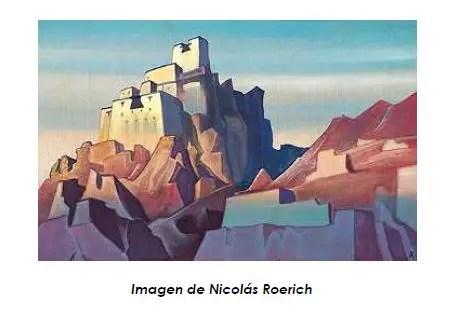 TIERRA HUECA NICOLAS ROERICH