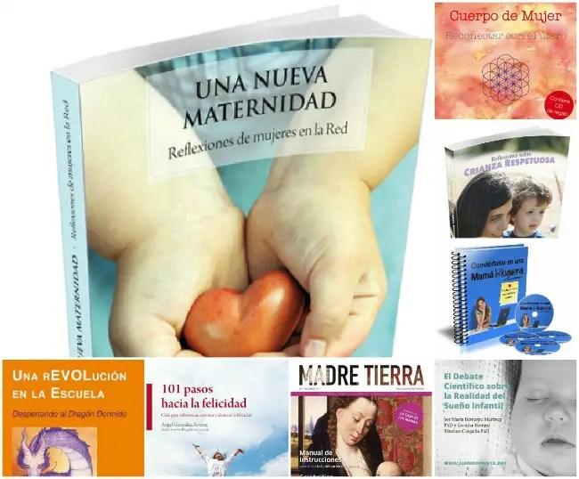 libros una nueva maternidad