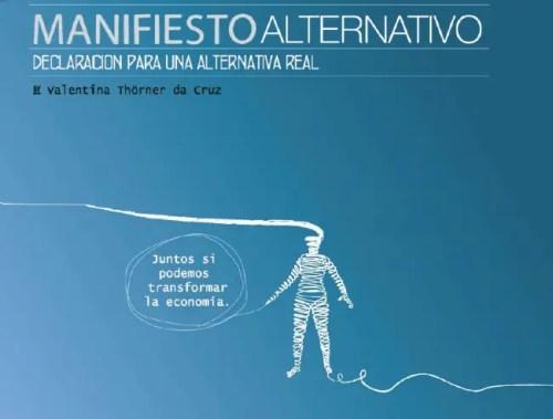 manifiesto alternativo - manifiesto alternativo