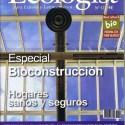 The ecologist portada - Hogares sanos y seguros: Especial Bioconstrucción en la revista The Ecologist nº 52