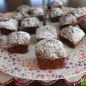 brownies de espelta y chocolate - Mini brownies de espelta y nueces  y 5 recetas más de La Cocina Alternativa