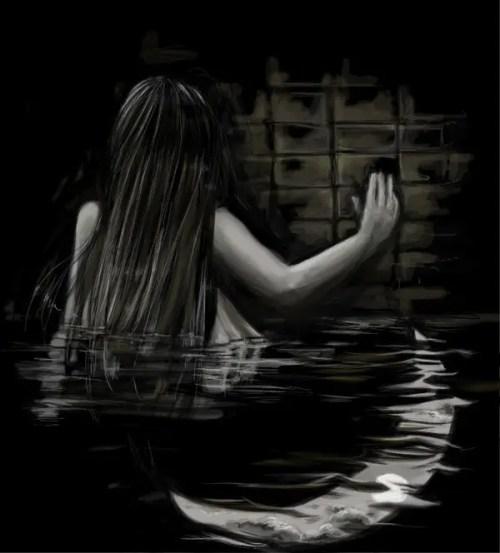 days woman alone solitude1 500x553 - Despierta tu poeta interior: una mujer nunca camina sola