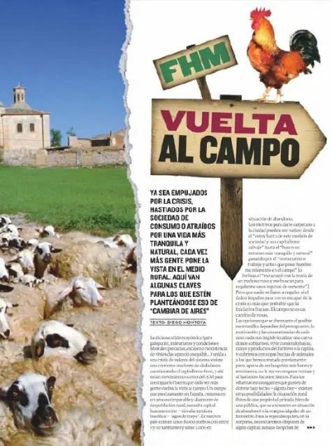 vuelta al campo - Vuelta al campo: reportaje sobre el éxodo urbano (1/3)