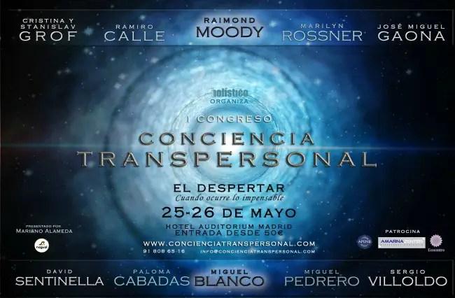 conciencia transpersonal - I Congreso Conciencia Transpersonal en Madrid