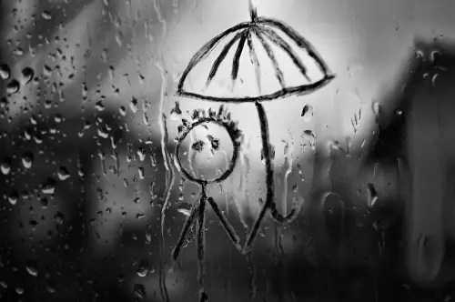 rainy day window - Mensaje de Bilbao al Cielo: Dios yo sé que estás triste pero dejar de llover...