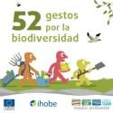 52 gestos por la biodiversidad - 52 gestos por la biodiversidad. Los viernes de Ecología Cotidiana