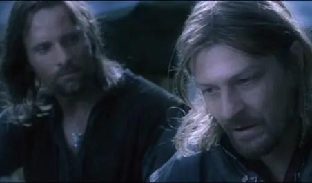 Aragorn Boromir - Los Arquetipos y su expresión en personajes cinematográficos