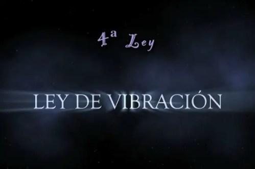 ley vibracion - ley vibracion