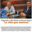 la vida que mereces - LA VIDA QUE MERECES. Entrevista a Alex Rovira y Pascual Olmos en Espacio Humano 173
