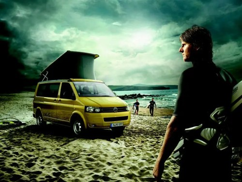 VW California 1 - VW California 1