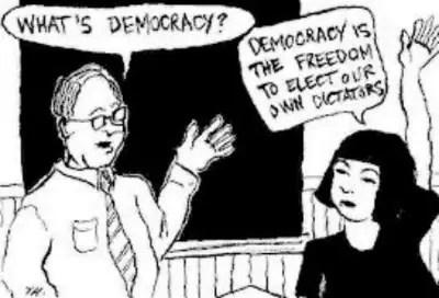 democracia31 - Política para la Felicidad: otro mundo es posible 2/3