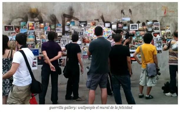 guerrilla galery