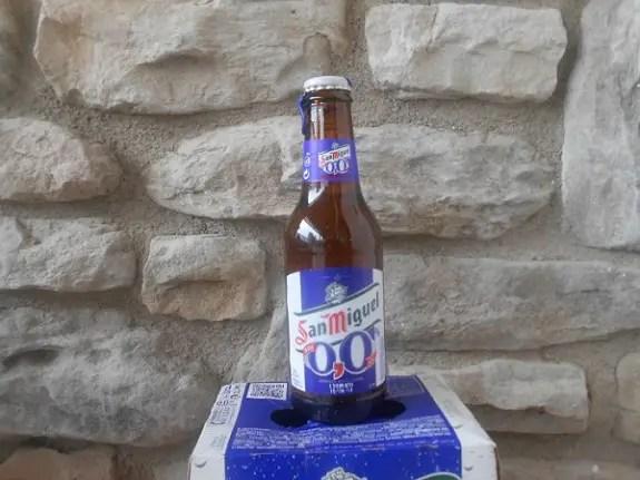 san miguel 00 - Cerveza San Miguel 0,0% ahora tiene más sabor