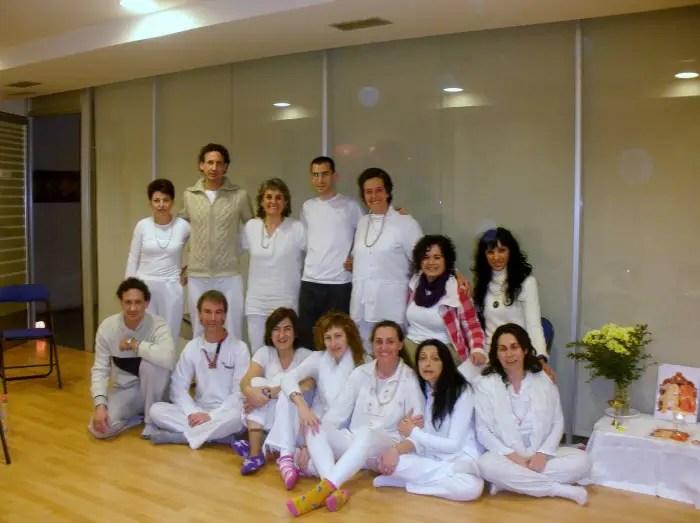 diksha - Despertar a la Unidad: Iniciación DIKSHA en La Rioja y Barcelona