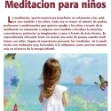 meditacion para niños - Meditación para niños: revista online Espacio Humano 177