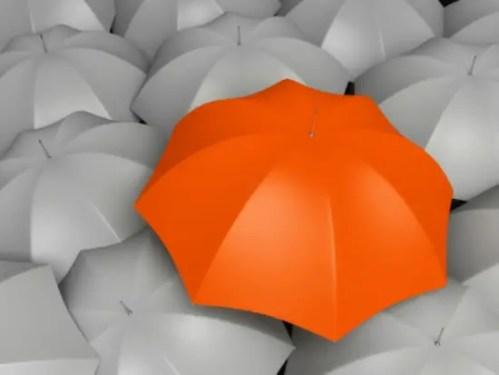 ser diferente - Not like many