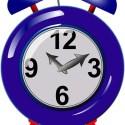 Reloj despertador - Cambio de hora. Los viernes de Ecología Cotidiana