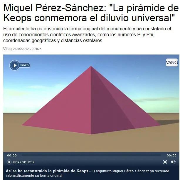 pirámides - La revelación de las PIRÁMIDES: cuestionando la arqueología y la historia oficial