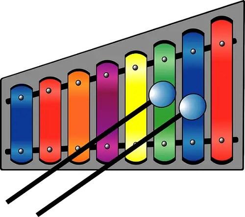 xilofono - X de Xilófono. El Abecedario de la Felicidad