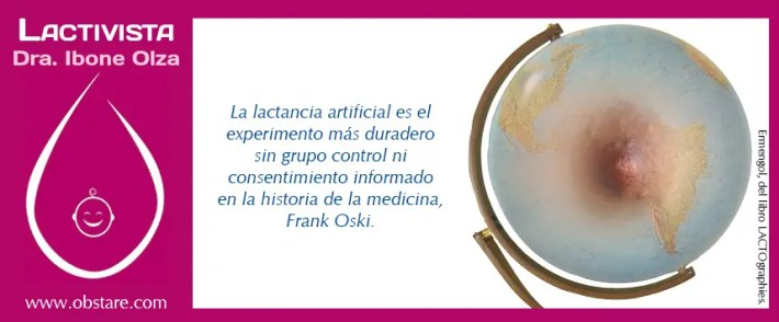 """Promoción3f - """"El pecho no es lo mejor"""": LACTIVISTA de Ibone Olza"""