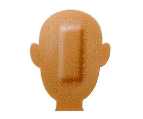 The Head bandage isolated on white background