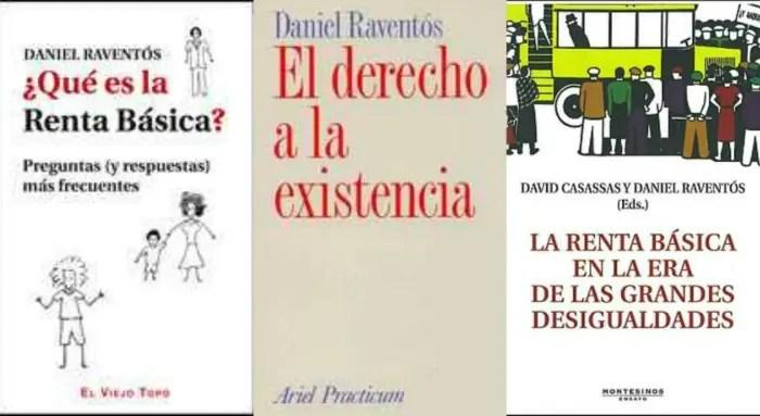 """libros renta basica - RENTA BÁSICA: """"Es posible dar un salario a todo el mundo"""""""
