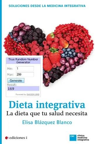 Ganadores Dieta Integrativa - Ganadores Dieta Integrativa