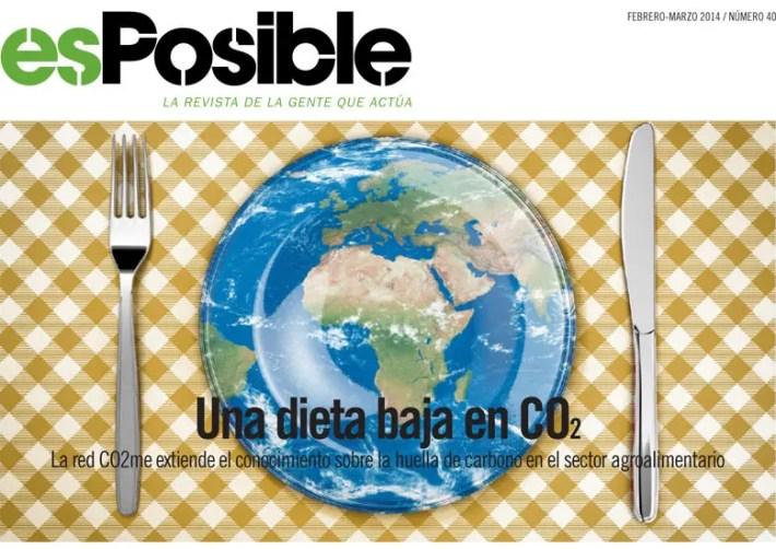esposible - Una dieta baja en C02: revista online esPosible nº 40