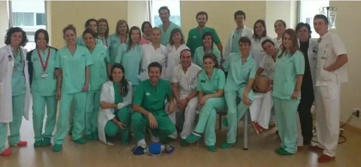 """GAVI HERAS3 - """"La Medicina no es una cadena de montaje""""  Entrevista al Dr Gabi Heras sobre el proyecto """"Humanizando los CUIDADOS INTENSIVOS"""""""