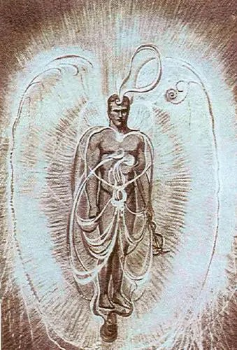 chakras5 - ANATOMÍA SUTIL del ser humano: glándulas, chakras y circuito energético