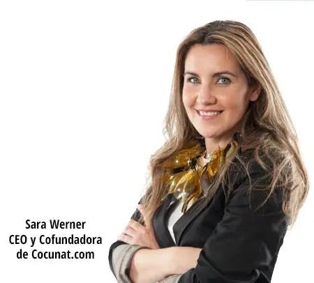Sara W - Entrevista a Sara Werner, cofundadora y CEO de COCUNAT