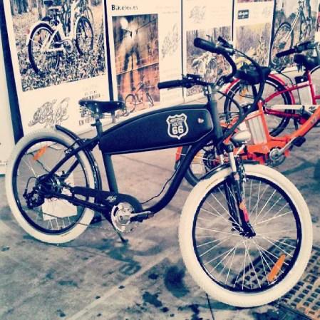 bikelec feria - Bicicletas electricas, el futuro ahora