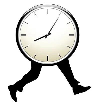 tiempo y prisas - Felicidad, tiempo y orden. Los lunes Felices