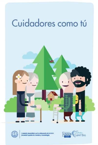 CUIDADORES2 - CUIDANDO CONTIGO: guía gratuita para cuidadores