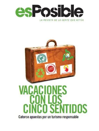 VACACIONES - Vacaciones con los cinco sentidos y turismo responsable: revita online esPosible 43