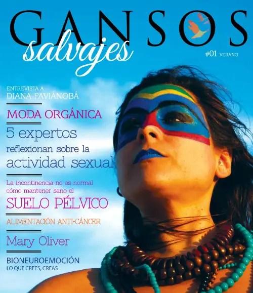 """gansos salvajes - GANSOS SALVAJES: para mujeres reales y despiertas que están cansadas de revistas """"femeninas"""". Entrevista"""