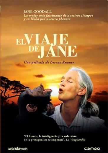"""JANE - """"LA COMPASIÓN puede cambiar el mundo"""" Jane Goodall"""