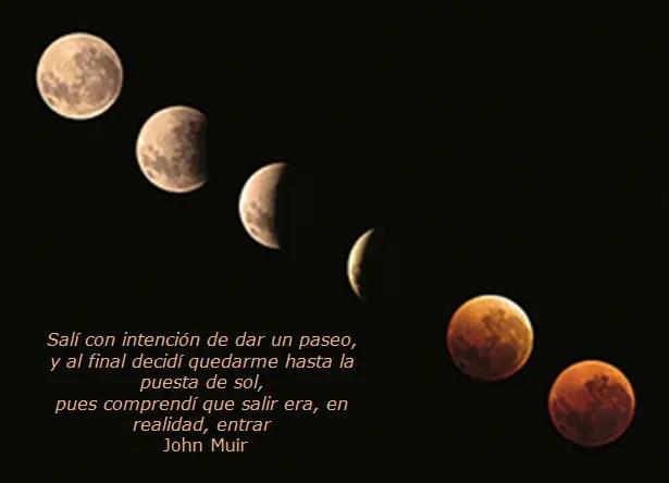 luna - Luna sangrante del 8 de octubre 2014
