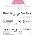 manual - Manual para soñar despierto. Entrevista a Matilda y Nerea de Mooi magazine