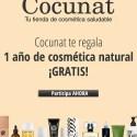 Banner 450 EBA V3 - Gana un año de cosmética natural gracias a COCUNAT