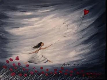FOLLOW YOUR HEART AMANDA CASS - FOLLOW YOUR HEART  AMANDA CASS