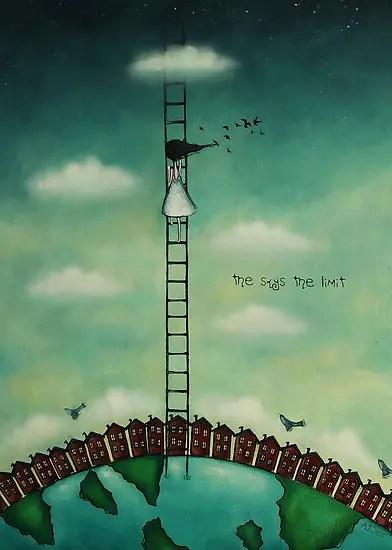 The sky is the limit - The sky is the limit