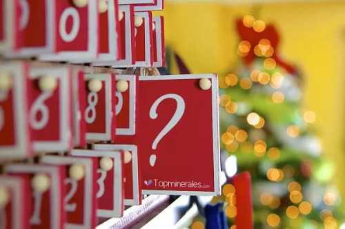 Ganadores sorteo Topminerales - Another Christmas day comes to an end