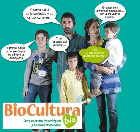 Sorteo Biocultura Valencia 2015