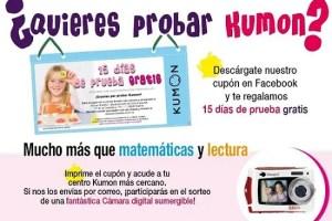 imagen promo posts - Prueba 15 días gratis el revolucionario método educativo Kumon