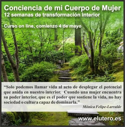CONCIENCIA D EMI CUERPO DE MUJER - CONCIENCIA D EMI CUERPO DE MUJER